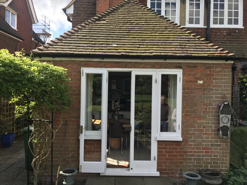 Innovate Design Bifold Doors Dorking Surrey 1