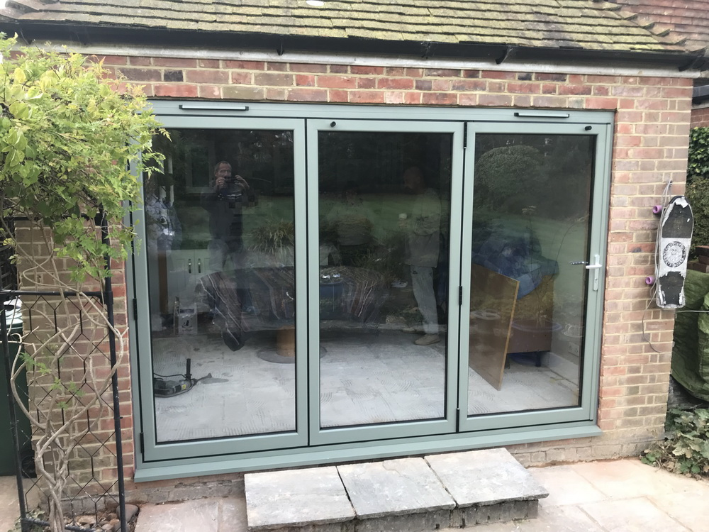 Innovate Design Bifold Doors Dorking Surrey 2