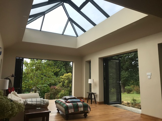 Innovate Design Orangery Roof 1