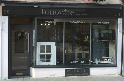 innovate design showroom